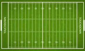 Resultado de imagen de cancha de futbol americano